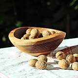 Nádoby - miska z starej jablone - 12605390_