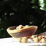 Nádoby - miska z starej jablone - 12605393_