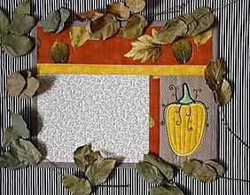 """Úžitkový textil - Prestieranie """" Original by Kajura No.47:) - 12605970_"""
