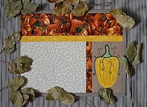"""Úžitkový textil - Prestieranie """" Original by Kajura No.48:) - 12606035_"""