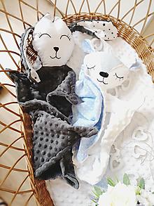 Hračky - Mojkacik zajačik a srnka - 12609502_