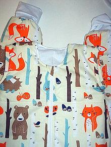 Textil - vak s nôžkami - 12607080_
