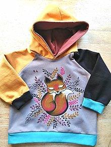 Detské oblečenie - líščička 2 - 12611920_