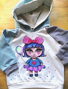 Detské oblečenie - Mili - 12611958_