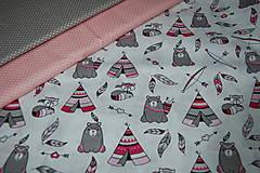 Textil - Indiáni Apači - 12607125_