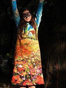 """Šaty - Šaty """" ako od Moneta """" - 12618695_"""