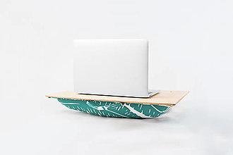 Nábytok - Podložka pod notebook Popono Palm Beach M - 12619174_