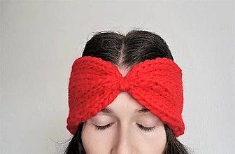 Čiapky - Obojstranná čelenka zo 7,50€ na 5€ - 12617630_