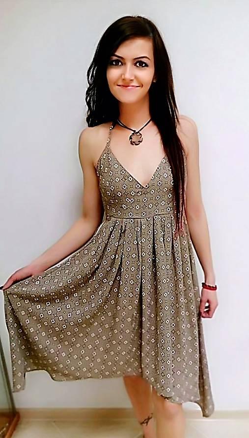 Šaty - Vzdušné zámky - 12619759_