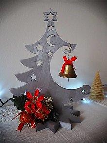 Dekorácie - Vianočný stromček - 12615416_