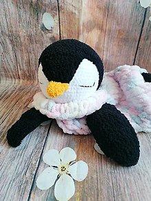 Hračky - Pyžamožrut tučniačik Ema - 12620484_