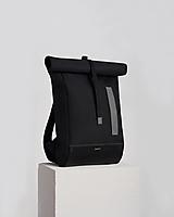 Batohy - Rolltop black/grey - 12623459_