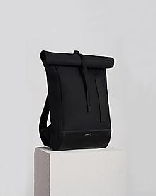 Batohy - Rolltop black/black - 12623620_