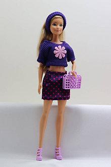 Hračky - oblečenie pre bábiku - 12623481_
