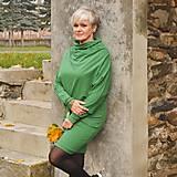 Šaty - Športové šaty Contrast (green) - 12623080_