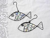 Dekorácie - rybky od Damka... - 12631275_
