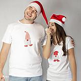 Vianočný škriatok - dámske alebo pánske tričko
