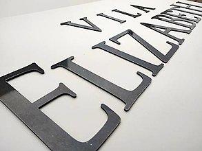 Tabuľky - 3D nápis: Ukáž sa svetu! - 12631591_