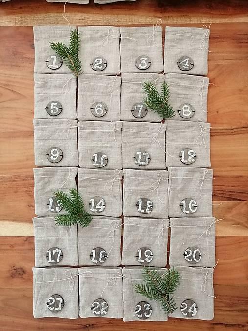 Vyrob si svoj vlastný adventný kalendár - kreatívny workshop