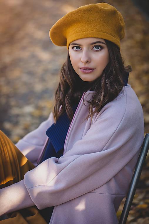 Kabáty - Kabát Kate (Ružová) - 12631089_