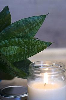 Svietidlá a sviečky - Zero Waste - Vaša nádobka - sviečka - 12627502_