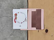Grafika - Vianočná kartička, strom - 12628549_