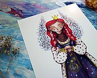 Kresby - Čarovná palička - 12636201_