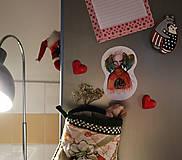 Magnetky - Smutnice /Magnetka - 12636305_
