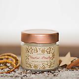 Svietidlá a sviečky - POSLEDNÉ KUSY - Sviečka zo 100% sójového vosku - Vianočné Perníčky - 12633268_