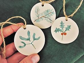 Dekorácie - vianočná ozdoba - 12633761_