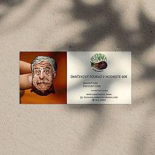 Darčekové poukážky - Darčekový poukaz na ručne vyšívané šperky (Darčekový poukaz v hodnote 60€) - 12635939_