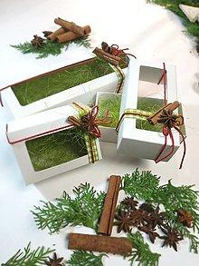 Drobnosti - Ozdobné krabičky - vianoce - 12632754_