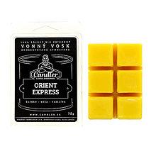 Svietidlá a sviečky - Vonný vosk Orient Express, 75g - 12637111_