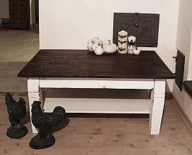 Nábytok - Konferenčný stolík - 12638225_