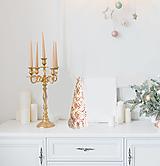 Dekorácie - macramé vianočný stromček - 12641098_