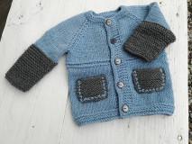 Detské oblečenie - Detský sveter - 12641569_