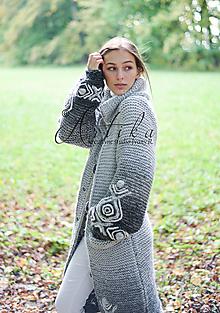 Kabáty - kabát Zoja - 12640605_