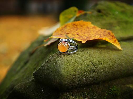 "Prstene - Nerezový prsten... "" Sun "" - 12646481_"