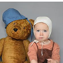 Detské čiapky - Čepiec SIMPLE Indi - 12647943_