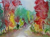 Obrazy - farebný šport - 12645758_