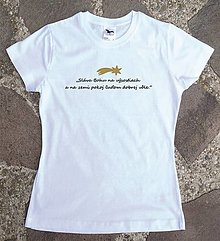 Tričká - vianočné kresťanské tričko 2 - 12647820_