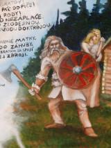 Obrazy - RAMCHAT - Obrazy a LP Nepočaria! (Dobyvateľ, nerozdeľuj!) - 12642969_