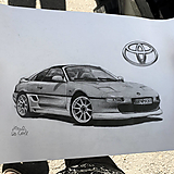 Kresby - Auto na objednávku - 12643309_