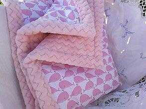 """Textil - """"velrybí"""" dětská deka - 12645296_"""