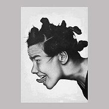 Grafika - Björk grafika - 12648389_