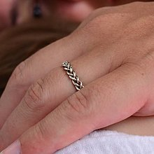 Prstene - Prstienok My traja ♥ - 12653459_