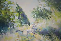 """Obrazy - obraz """"divoké talianske záhrady"""" - 12649532_"""