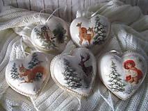 Dekorácie - Vianočné ozdoby - 12650200_