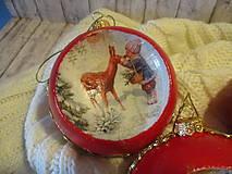 Dekorácie - Vianočné ozdoby - 12652319_