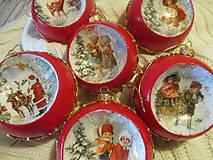 Dekorácie - Vianočné ozdoby - 12652321_